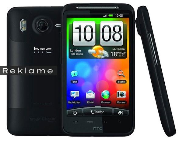 Spar 21% på din HTC Desire smartphone