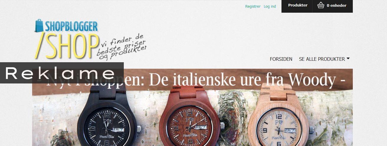 Shopblogger har fået sin egen netbitik shopblogger.dk/shop, hvor du kan få de bedste bedstre priser og produkter.